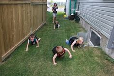 Wild Kratts Birthday Party! Lots of great game ideas!