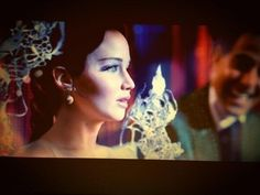 KATNISS AND CEASAR, CATCHING FIRE