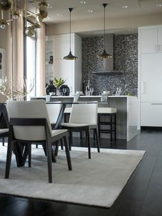 - Dining Room Pictures From HGTV Urban Oasis 2014 on HGTV