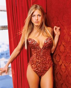 Jennifer Aniston / Rolling Stone / Mark Seliger