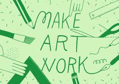 http://andrewneyer.com/make-art-work/