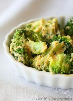 Hummus Broccoli