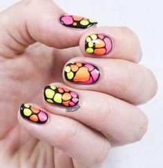 Color Club - New Poptastic Swatches - Nailed It | The Nail Art Blog nail arts, color club, lava lamps