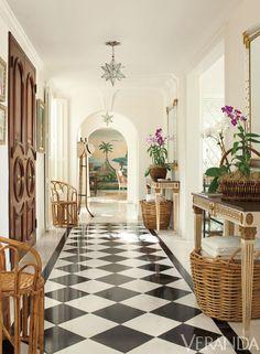 interior design by Andrew Raquet,