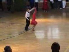 Ballroom dance - kids, jive