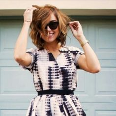 The haircut i'm getting after the wedding! Low maintenance and cute, just like i'd like it!