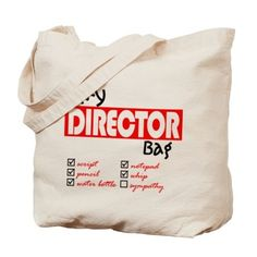 Perfect gift for a director.