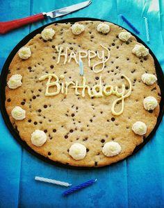 Chocolate Chip Cookie Cake!! (Gluten/Grain/Egg/Dairy/Sugar Free. Paleo & Vegan)