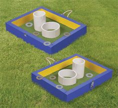 Yard Game Rules | Other Yard & Garden Projects - Washer Toss Game Plans