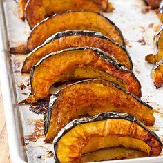 Maple-Glazed Acorn Squash from America's Test Kitchen