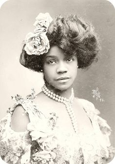 "Aida Overton Walker (1880 – 1914), also billed as Ada Overton Walker and as ""The Queen of the Cakewalk"", was an African-American vaudeville performer and wife of George Walker. She appeared with her husband and his performing partner Bert Williams, and in groups such as Black Patti's Troubadours. She was also a solo dancer and choreographer for vaudeville shows."
