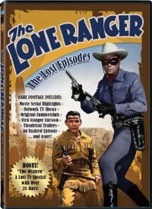 The Lone Ranger: The Lost Episodes  http://encore.greenvillelibrary.org/iii/encore/record/C__Rb1372449
