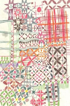 Monika Forsberg - Patterns