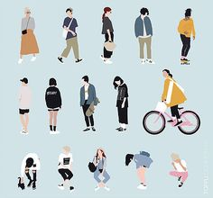 Common Vectors - People | Toffu