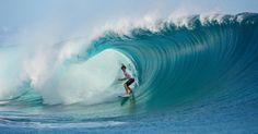 Julian Wilson - Billabong pro Tahiti 2011