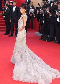 Cannes Film Festival 2012 Eva Longoria in Marchesa