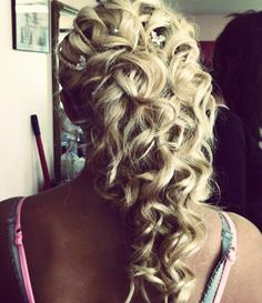 prom updo this is wht i want!