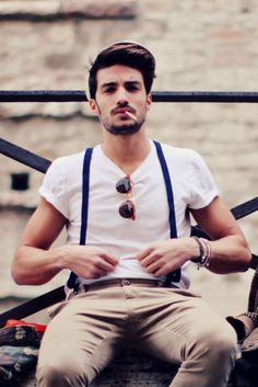 casual manly men's, men in suspenders, suspenders men, men style, men fashion, men's suspenders, boy, gentleman, man style