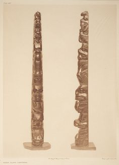 Haida Slate Carvings by Smithsonian Institution, via Flickr
