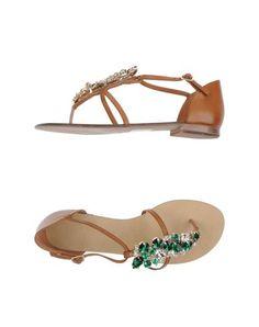 Bruno premi Women - Footwear - Sandals Bruno premi on YOOX