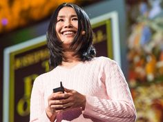 Lisa Bu: How books can open your mind | Video on TED.com