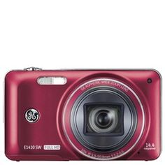 GE 14 MP Digital Camera | http://www.stoneberry.com