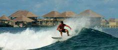 Olas y surf en Maldivas El resort Six Senses Laamu ofrece el paquete Ying Yang con 7 noches de alojamiento y fabulosas actividades en el mar.