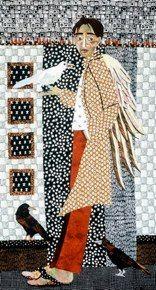 art galleri, kate gorman, crow print