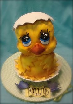 #Easter #Cake Totally Adorable! :-) We love! :-)