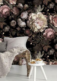 Ellie Cashman floral #wallpaper