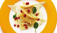 Pumpkin Ravioli Recipe