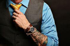 Tattoo masculina...