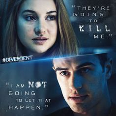 The #Divergent are dangerous to the system.