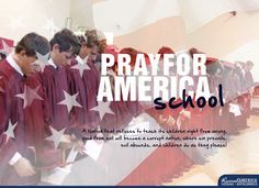 Join us in Prayer at http://www.facebook.com/RevivalAmerica  A Nation that refuses to teach its children right from wrong, good from evil will become a corrupt nation, where sin prevails, evil abounds, and children do as they please!  #America #prayer #School #RevivalAmerica
