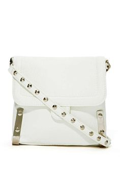 Intersection Studded Bag