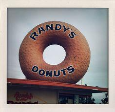 Randy's Donuts- Los Angeles, CA