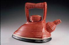 Christa Assad Teapot