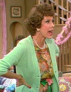 Mama's family-great show Eunice (Carol Burnett)