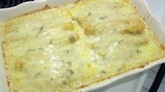 Chicken & Sour Cream Enchiladas