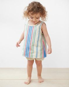 Adorable Handmade Tunic Dress