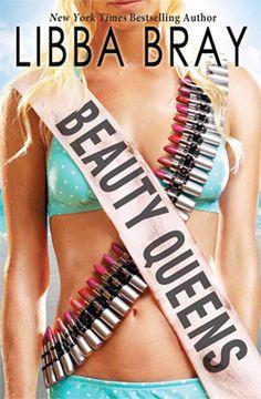 Beauty Queens by Libba Bray #satire #YA #humor #fiction