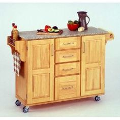 repurpose old cabinets for dining room or as we are doing ---turn a short buffet into a rolling cart for the kitchen!