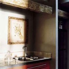 beauti kitchen, paris apartments, beauti place, dream kitchen, beauti space