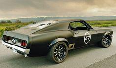 1968 Mustang Harbinger