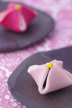 "japanese wagashi ""sweets"" --so beautiful--"