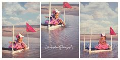 nautical, birthday, baby, beach, pink, navy, photo shoot ideas, sailing, boats, sails