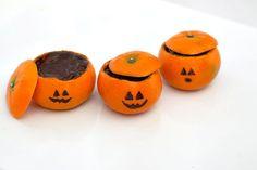 Super Simple Tangerine Pudding Cups