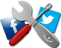 Strumenti Facebook e Twitter