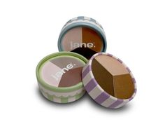 Jane Cosmetics Fall 2014 Eyeshadow Trios