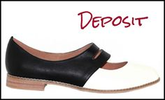 """Jeffrey Campbell """"Deposit"""" #vegan shoe"""